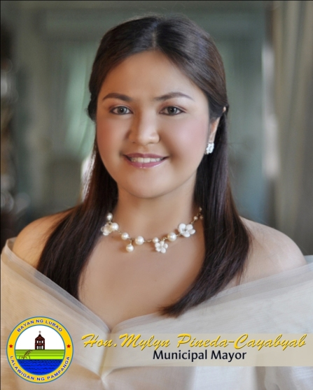Mayor Mylyn Pineda-Cayabyab